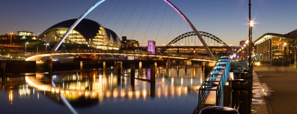 About Tyne and Wear